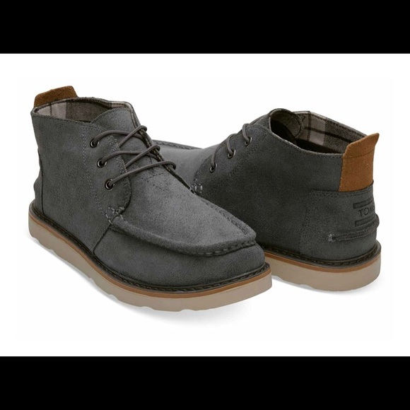 c05587650d8 TOMS Men's Waterproof Chukka Boot